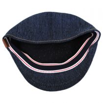 Denim Cotton Blend 507 Ivy Cap in