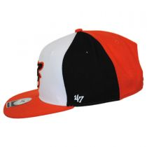 Baltimore Orioles MLB Amble Snapback Baseball Cap alternate view 3