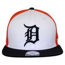 Detroit Tigers MLB Amble Snapback Baseball Cap in