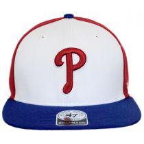 Philadelphia Phillies MLB Amble Snapback Baseball Cap alternate view 2