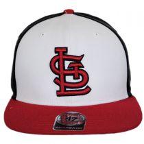 St. Louis Cardinals MLB Amble Snapback Baseball Cap alternate view 2