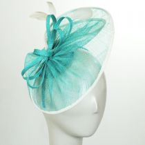 Clubhouse Fascinator Headband in