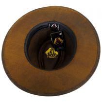 Buffalo Leather Western Hat alternate view 8