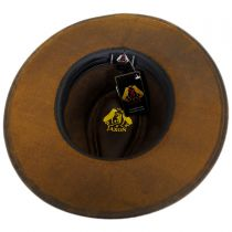 Buffalo Leather Western Hat alternate view 12