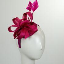 Cupid's Arrow Fascinator Headband in