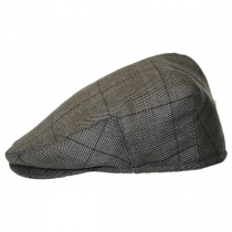Staple Plaid Cashmere Ivy Cap in