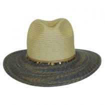 Cascara Toyo Straw Fedora Hat alternate view 2