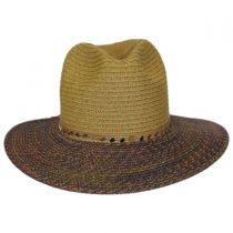 Cascara Toyo Straw Fedora Hat alternate view 5