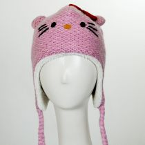 Hello Kitty Peruvian Beanie Hat