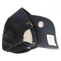 Milwaukee Brewers MLB Clean Up Strapback Baseball Cap Dad Hat alternate view 2