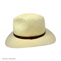 MJ Panama Straw Outback Hat in