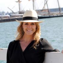 Brisa Panama Straw Fedora Hat