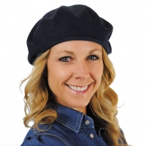 Cotton Beret - 10.5 inch Diameter alternate view 10