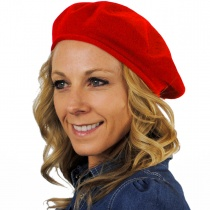 Cotton Beret - 10.5 inch Diameter alternate view 24