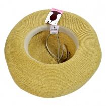 Traveler Toyo Straw Sun Hat in