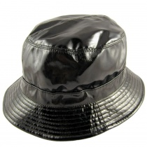 Vinyl Rain Bucket Hat alternate view 3