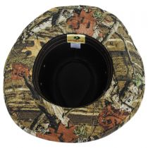 Infinity Break Up Camo Cotton Outback Hat in