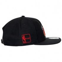 47 Brand - Miami Heat NBA Sure Shot Snapback Baseball Cap alternate view 3