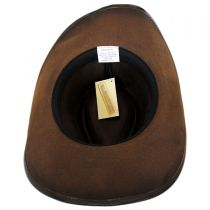 Faux Leather Western Hat alternate view 5