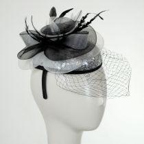 Esmeralda Fascinator Headband in