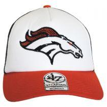 Denver Broncos NFL Glimmer Snapback Baseball Cap alternate view 2