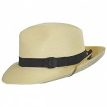 Joe TechStraw Fedora Hat in