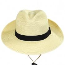 Joe TechStraw Fedora Hat in