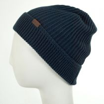 Squad Cuff Pull On Knit Beanie Hat in