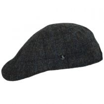Harris Tweed Plaid Wool Duckbill Ivy Cap alternate view 3