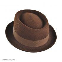 Tilth Gambler Fedora Hat