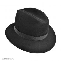 Packable Trilby Fedora Hat