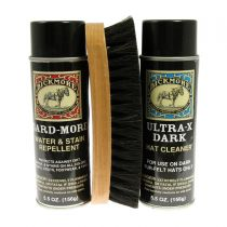Dark Felt Hat Care Kit