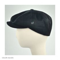 Loden Wool Newsboy Cap