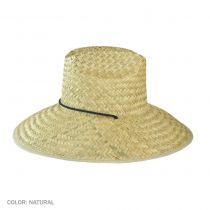 Palm Leaf Lifeguard Hat