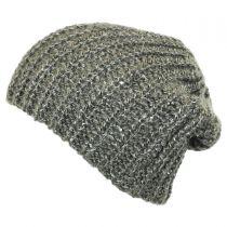 Sequin Knit Beanie Hat in