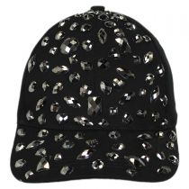 Rhinestone Adjustable Baseball Cap alternate view 2