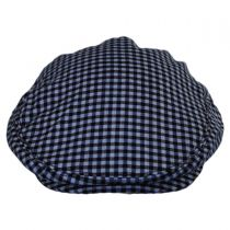 George Wool Gingham Ivy Cap alternate view 6