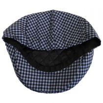 George Wool Gingham Ivy Cap alternate view 8