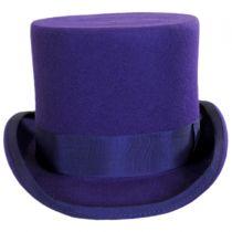 Wool Felt Top Hat in
