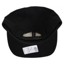 US Made 6-Panel Snapback Baseball Cap alternate view 4