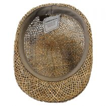 Seagrass Straw Ascot Cap alternate view 4