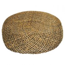 Seagrass Straw Ascot Cap alternate view 6
