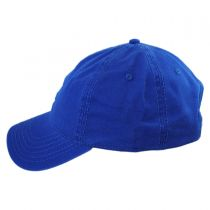 Washed Twill LoPro Strapback Baseball Cap Dad Hat in