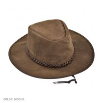 Zephyr Crushable Suede Outback Hat alternate view 11