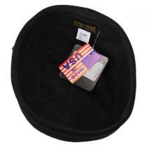 Six Panel Corduroy Skull Cap Beanie Hat in
