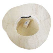East Hampton Linen Sun Hat in