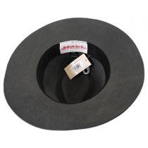 Lodi Wool Felt Rancher Fedora Hat in