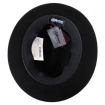Atlas Foldable Fur Felt Fedora Hat in