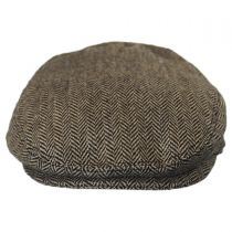 Kids' Herringbone Wool Blend Ivy Cap alternate view 2