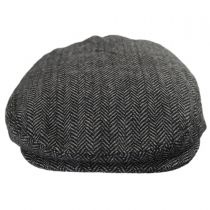 Kids' Herringbone Wool Blend Ivy Cap alternate view 6